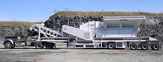 elrus aggregate systems sandvik p500 impactor