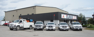ELRUS Aggregate Systems, Cambridge ON., Aggregate Parts sales service