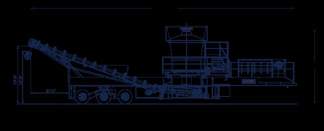 ELRUS Sandvik CS660 Gyrocone General Arrangement
