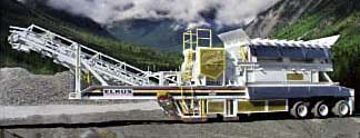ELRUS Jaw Crusher Plant
