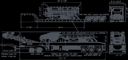 2054-jaw-crusher-general-arrangement