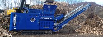 edge recycle shredder