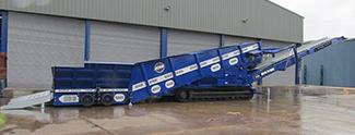 RTU220 Radial Truck Unloader
