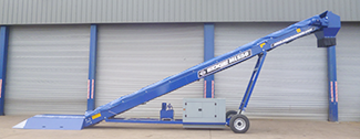 EDGE Mini-loader-stockpiler