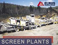 elrus screen plant brochure