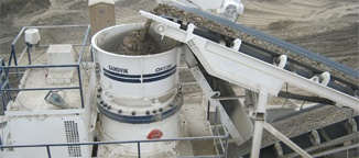 proper feeding is the first step in optimizing crusher performance