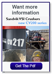Download Sandvik VSI