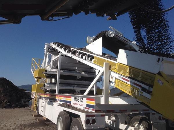 MS612 Feed Conveyor